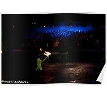 2011 FIREDANCE 118 Poster