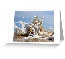Sky Sea Sand 1 Greeting Card