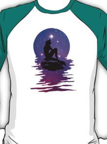 Ariel at Night T-Shirt