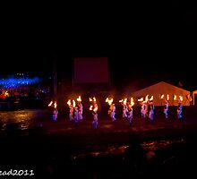 2011 FIREDANCE 129 by MARK HEAD
