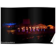 2011 FIREDANCE 129 Poster