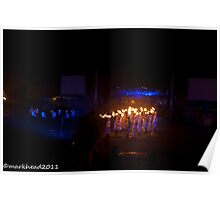2011 FIREDANCE 131 Poster