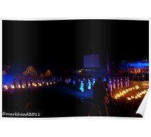 2011 FIREDANCE 134 Poster