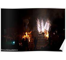 2011 FIREDANCE 135 Poster