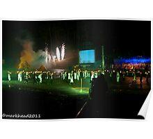 2011 FIREDANCE 149 Poster