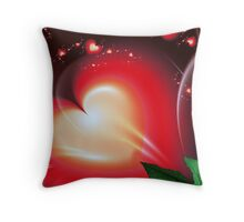 Be My Sweet Valentine Throw Pillow