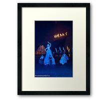 2011 FIREDANCE 154 Framed Print
