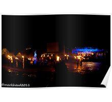 2011 FIREDANCE 155 Poster