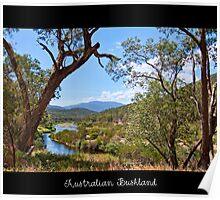 Australian Bushland Poster