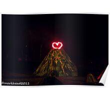 2011 FIREDANCE 165 Poster