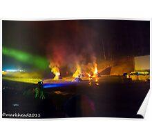 2011 FIREDANCE 166 Poster
