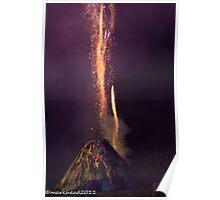 2011 FIREDANCE 170 Poster