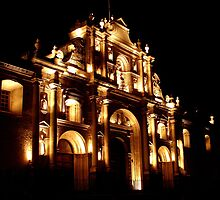 """Catedral de San José"" - Antigua Guatemala Cathedral, GUATEMALA. by Tony Barrios"