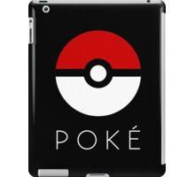 Minimalist Pokéball iPad Case/Skin