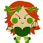Little Poison Ivy by Sonia Pascual