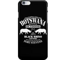 Black Rhino Safari iPhone Case/Skin