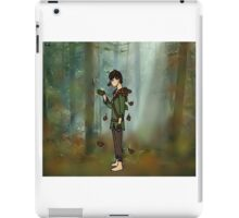 Hiccup - September iPad Case/Skin