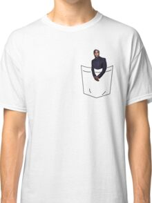 Kevin in a Pocket Classic T-Shirt