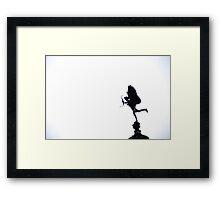 Eros - London Framed Print