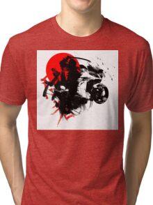 Kawasaki Ninja Tri-blend T-Shirt