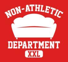 Non-Athletic Department by AmazingVision