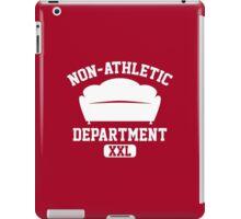 Non-Athletic Department iPad Case/Skin