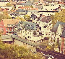 Bad Kreuznach City by Julia Goss