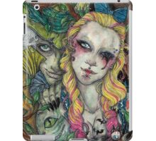 Take A Look Outside The Gaze iPad Case/Skin