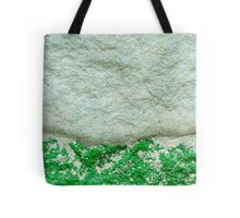 Moss on Stone Tote Bag