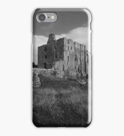 Norham Castle, UK iPhone Case/Skin