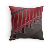 Stair to hell Throw Pillow