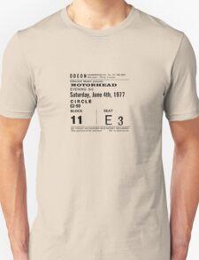 Motorhead Admit One T-Shirt