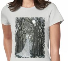 Slenderman :: A Stolen Love Womens Fitted T-Shirt