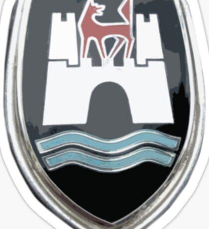 Smaller VW crest from 1960-1962 Sticker