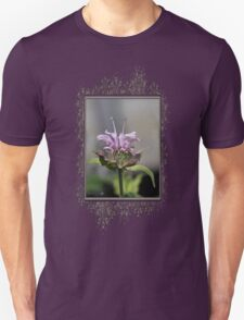 Bee Balm named Panorama Lavender T-Shirt