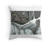 I See London in my Dreams Throw Pillow