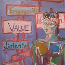 Feminist Man by Anthea  Slade
