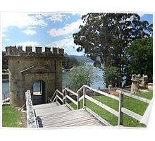 Tasmania - Stolen Turret Poster