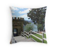 Tasmania - Stolen Turret Throw Pillow