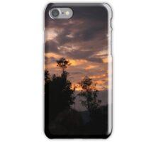 Sunset at El Arish iPhone Case/Skin