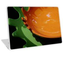 Ceramic splash Laptop Skin