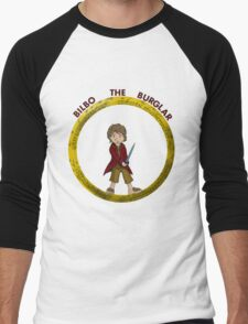 Bilbo the Burglar Men's Baseball ¾ T-Shirt
