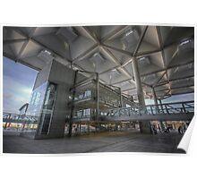 Málaga Airport T3 #9  Poster