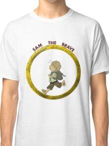 Sam the Brave Classic T-Shirt