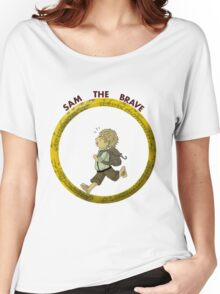 Sam the Brave Women's Relaxed Fit T-Shirt
