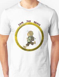 Sam the Brave T-Shirt