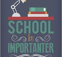 School is importanter by nektarinchen