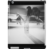 Alien Forest and Long Shadows iPad Case/Skin