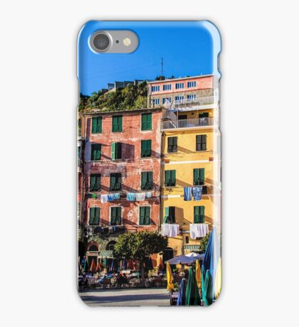 DownTown Vernazza iPhone Case/Skin