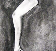 Betty Gabel - million dollar legs by Artbykris
